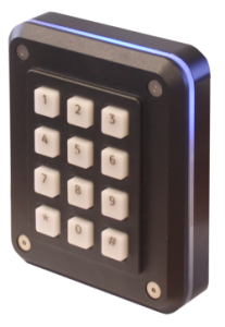 4124 - Combined Keypad & Reader