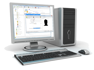 Progeny Access Control - PC system photo