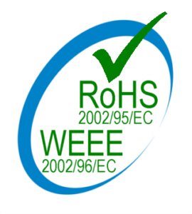 RoHS WEEE Logo300