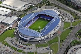 Reebok Stadium - Bolton Wanderers FC