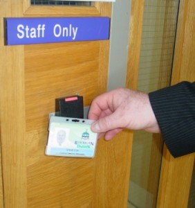 Council building security - Blackburn with Darwen BC