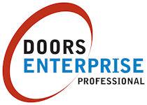 Progeny Access Control - Doors Enterprise Logo