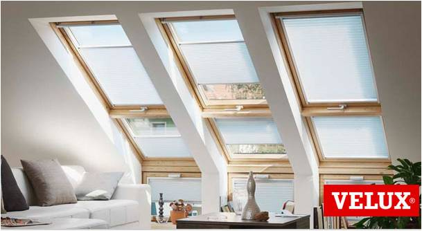 Velux Case Study Window Product Photo