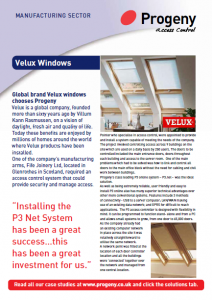 image 2 - Screen Velux Windows