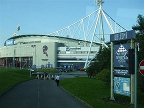 Reebok Stadium - Bolton Wanderers