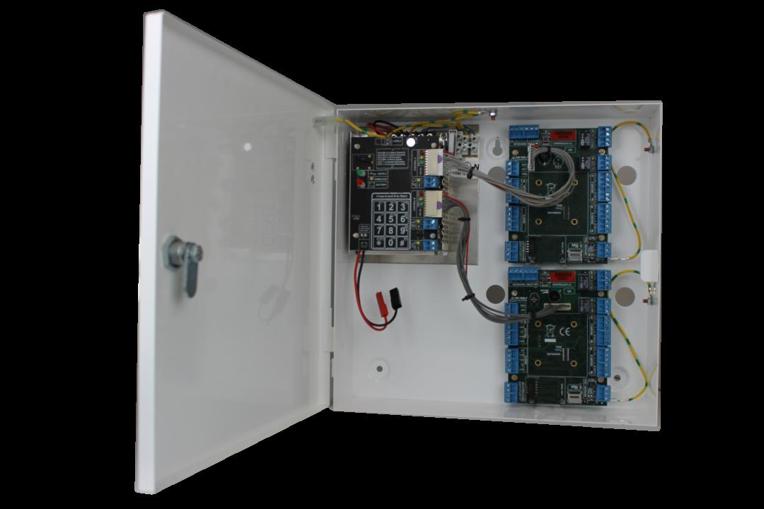 P4 2 door controller
