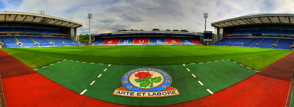 Blackburn Rovers Pitch Photo